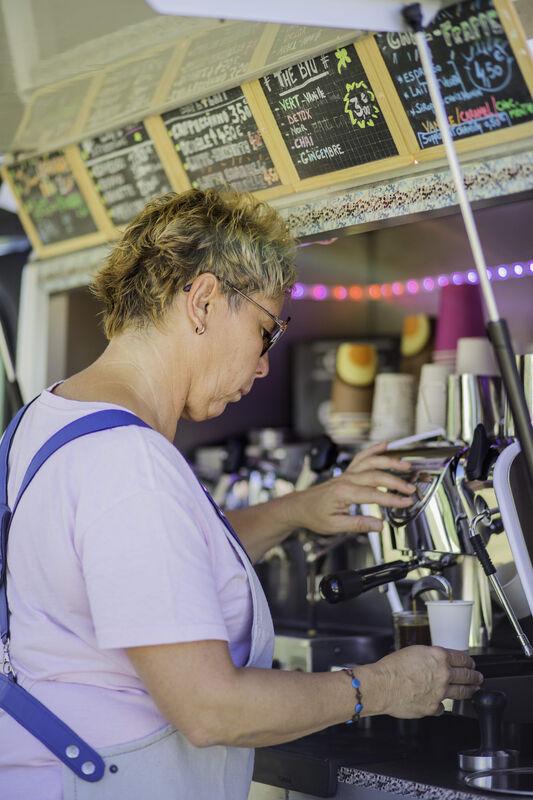 Le P'tit truck café