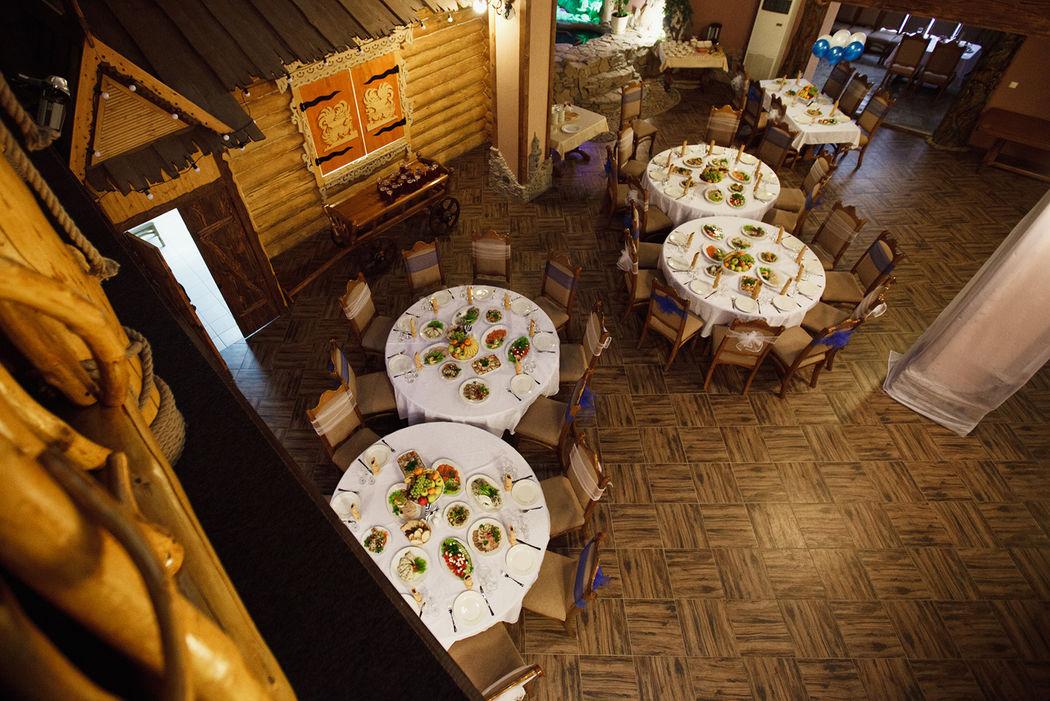 Загородный ресторан «Крылосовский»