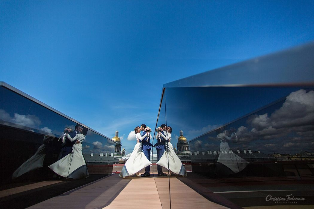 Свадебный фотограф Кристина Федорова