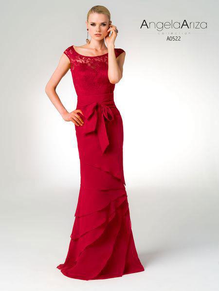 Vestido de Angela Ariza en Boutique Clara