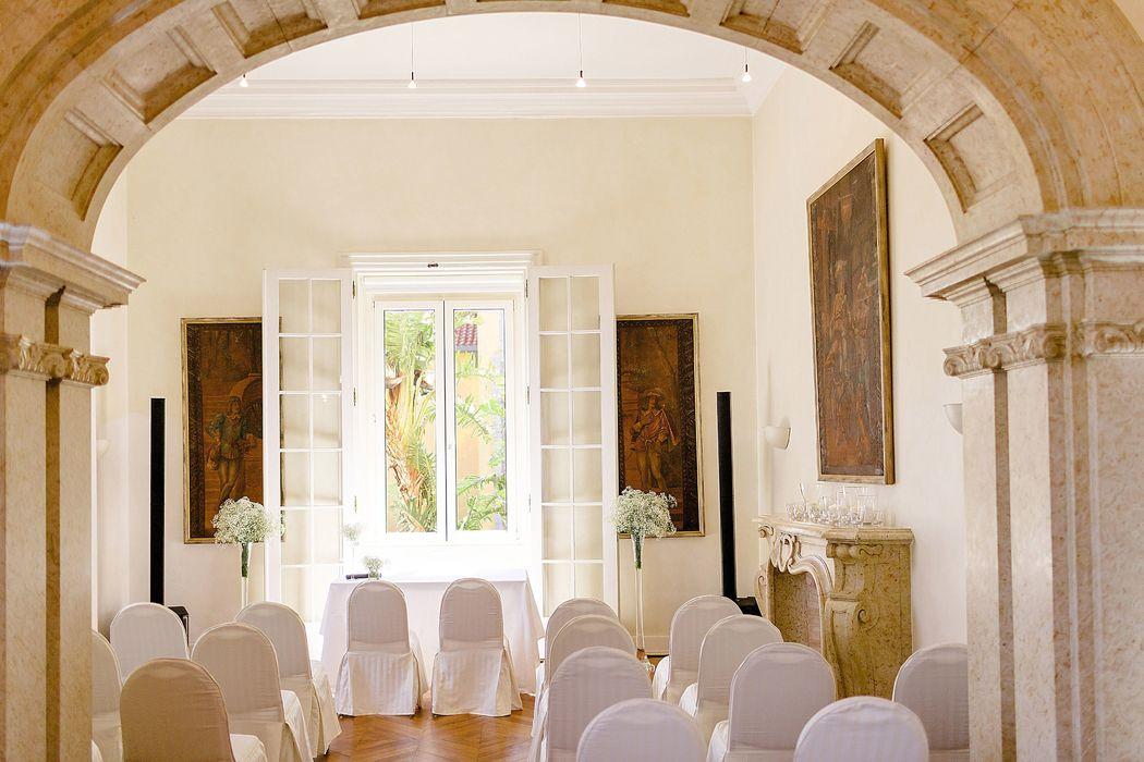 Sala de Estar Palácio Albatroz