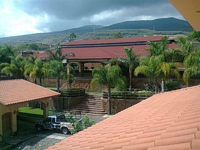 Hacienda San Gabriel Jiquilpan en Michoacán