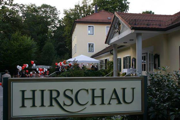 Beispiel: Außenansicht, Foto: Restaurant Hirschau.