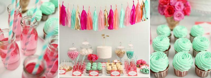 Beispiel: Ihr persönliches Candy Buffet, Foto: Zuckermonarchie.