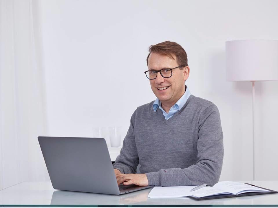 Trau- & Hochzeitsredner Andreas Schaufler