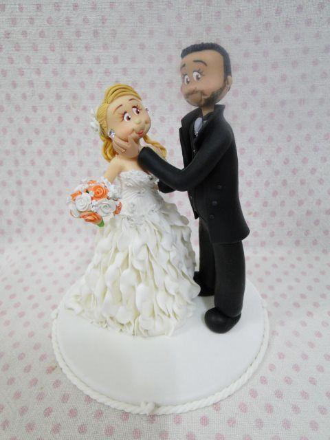 noivinhos de topo de bolo www.rartes.com.br contato@rartes.com.br enviamos a todo Brasil e Exterior