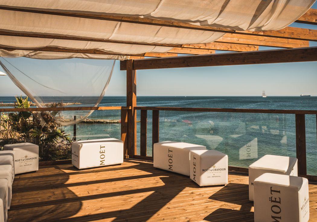 Reverse Pool & Beach Lounge