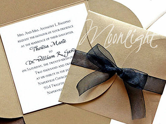 Moonlight Invitaciones