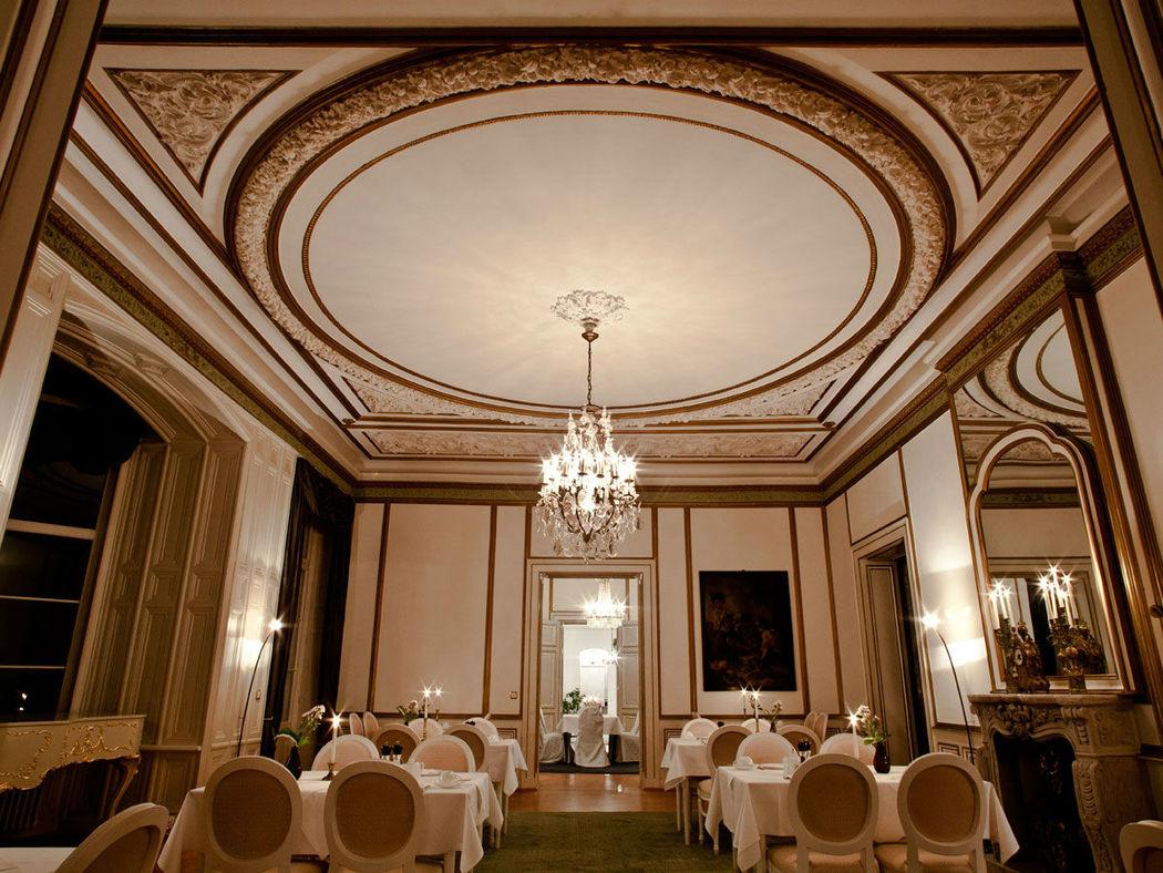 Beispiel: Eindruck von den Räumlichkeiten, Foto: Schloss-Hotel Kittendorf.