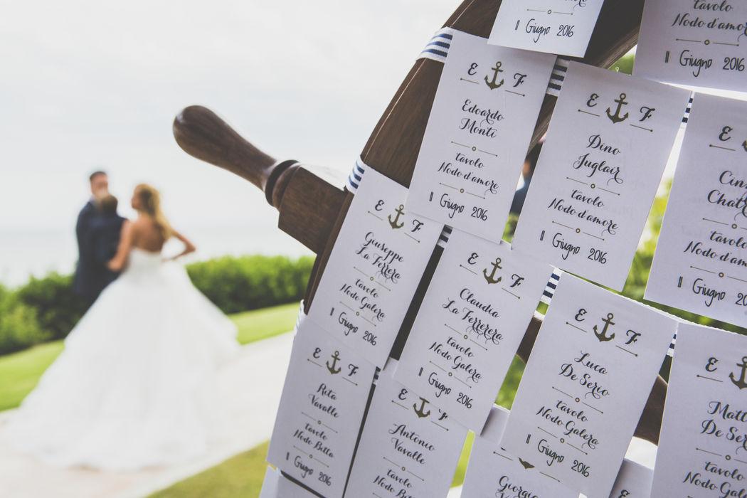 Nautical Wedding in Alghero