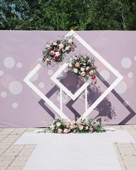 Marsala_Decorations Оформление Важных Событий