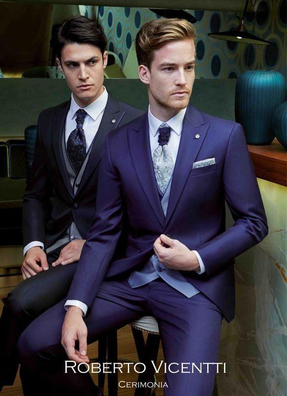 Black tie trouwpakken