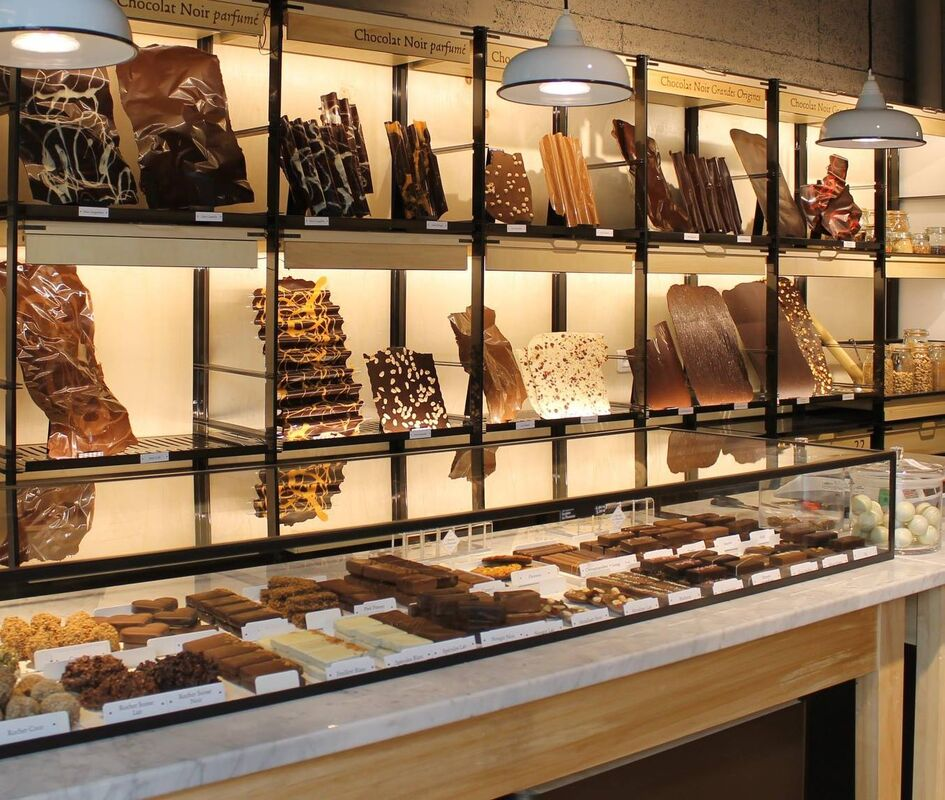 Atelier du chocolat