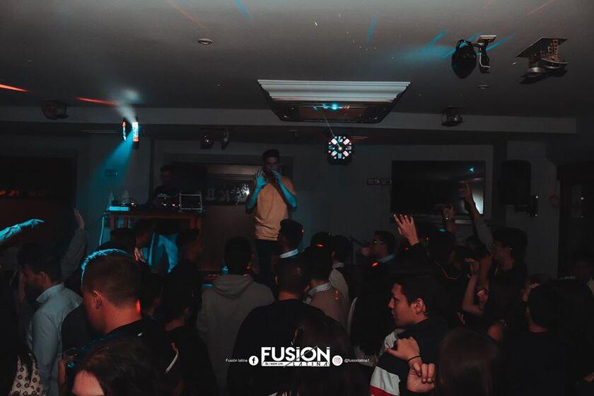 Fusion latina