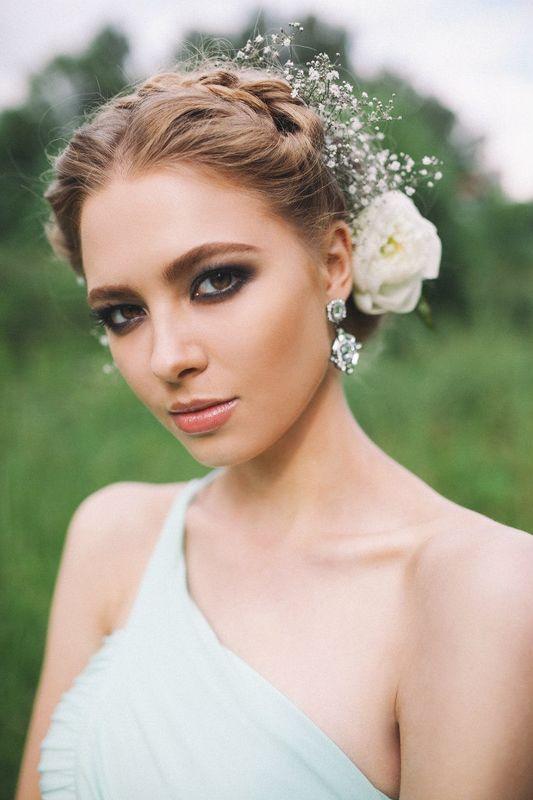 Стилист Евгения Баженова