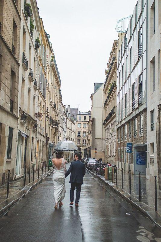 Mariage Annika & David