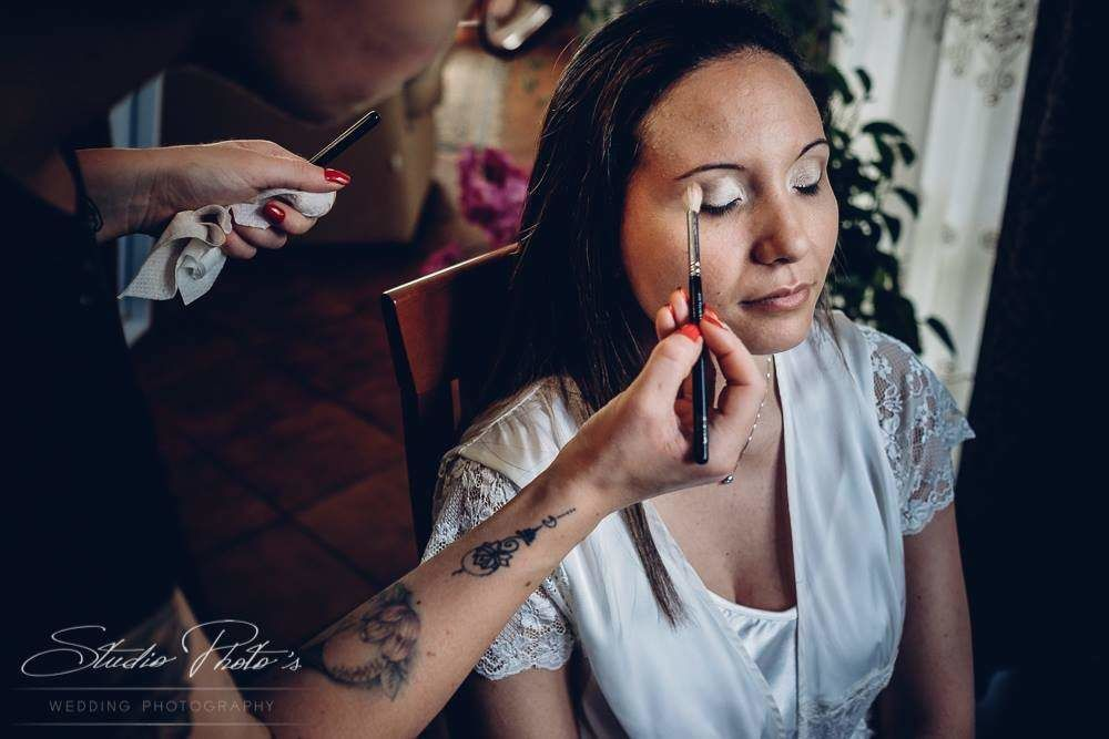 Letizia Angeli Make Up Artist