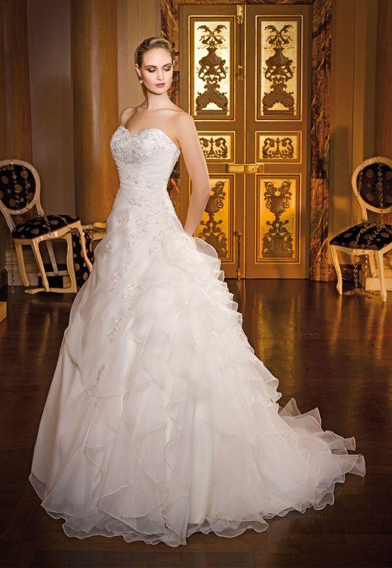 SEVILLE ivoire ou blanc - collection Un jour, une mariée