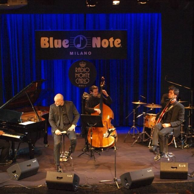 LIVE al BLUE NOTE MILANO