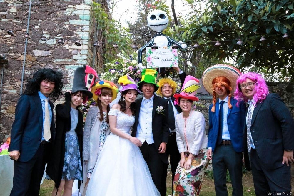 El Jardín De Los Milagros Guanajuato, Boda Japon, DJ Boda Guanajuato