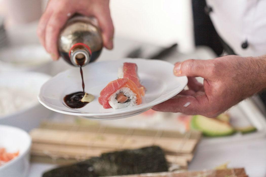 Massima cura da parte dello staff di cucina per il tuo banchetto