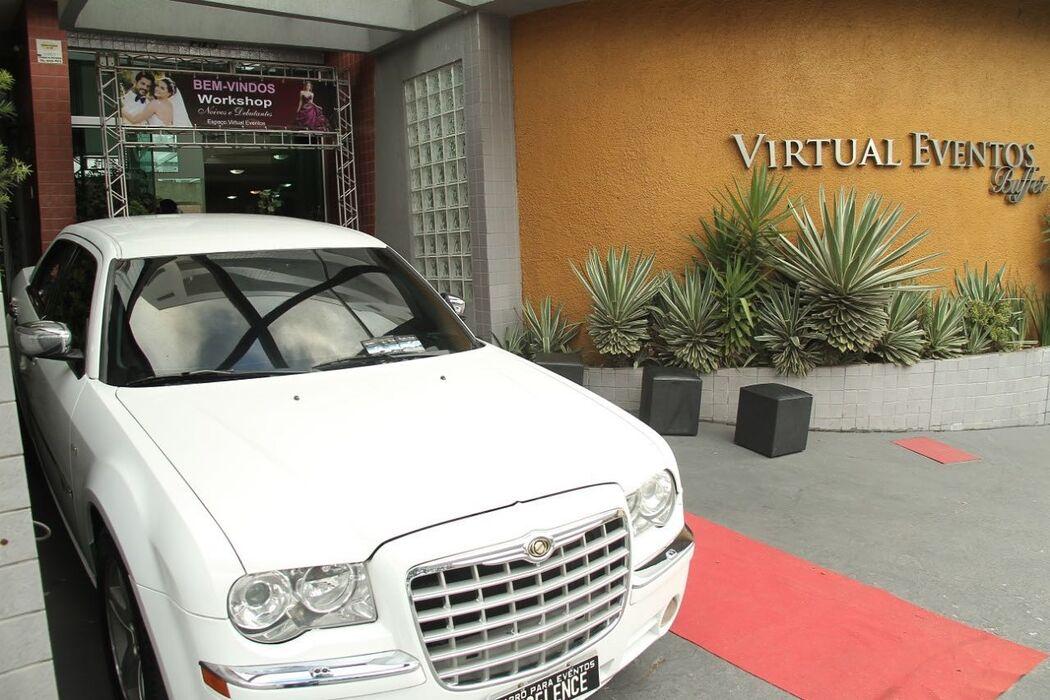 Virtual Eventos Buffet