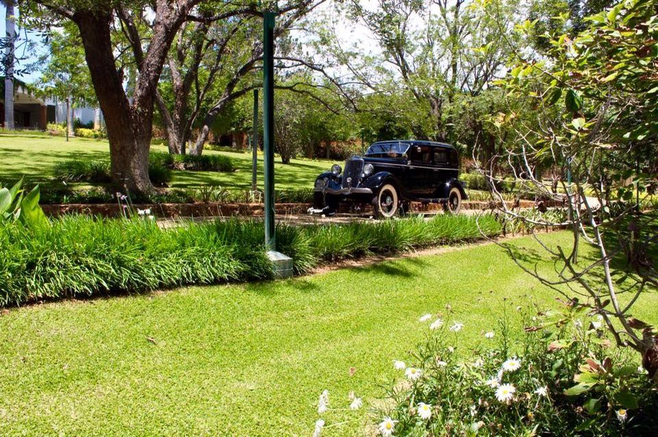 Jardines - Casa Don Luis - Oaxaca