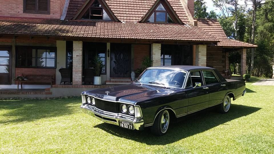 Exclusive Galaxie
