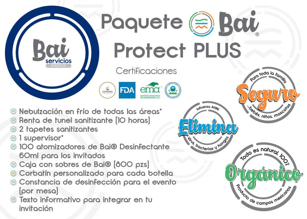 Bai® Servicios de desinfección