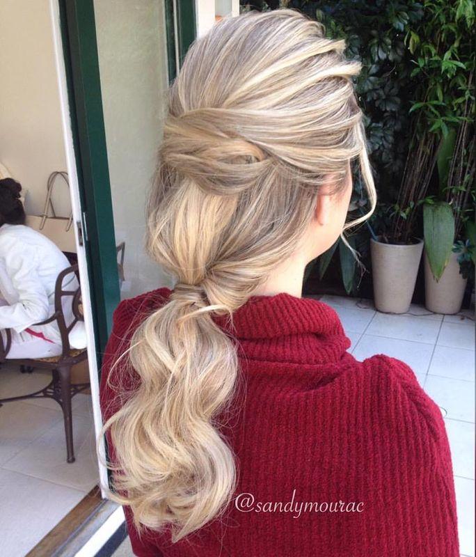 Sandy Moura - Makeup and Hair