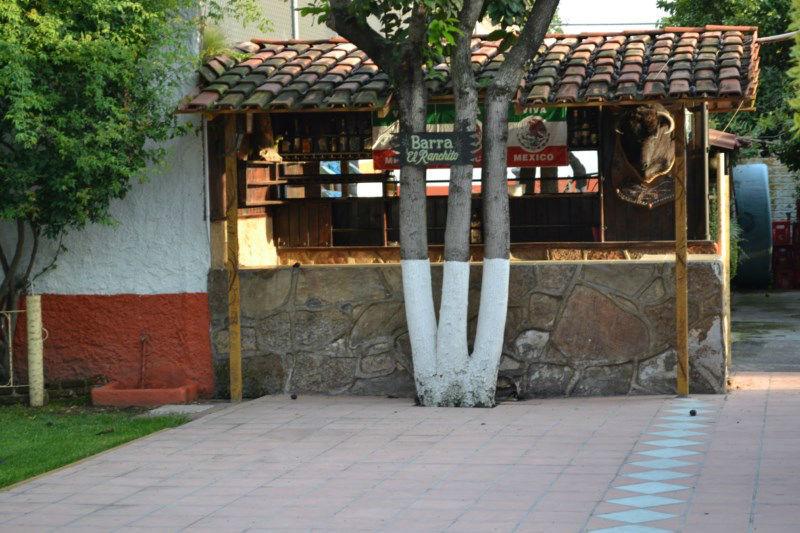 En Guadalajara Jalisco la Hacienda de los Alferez.
