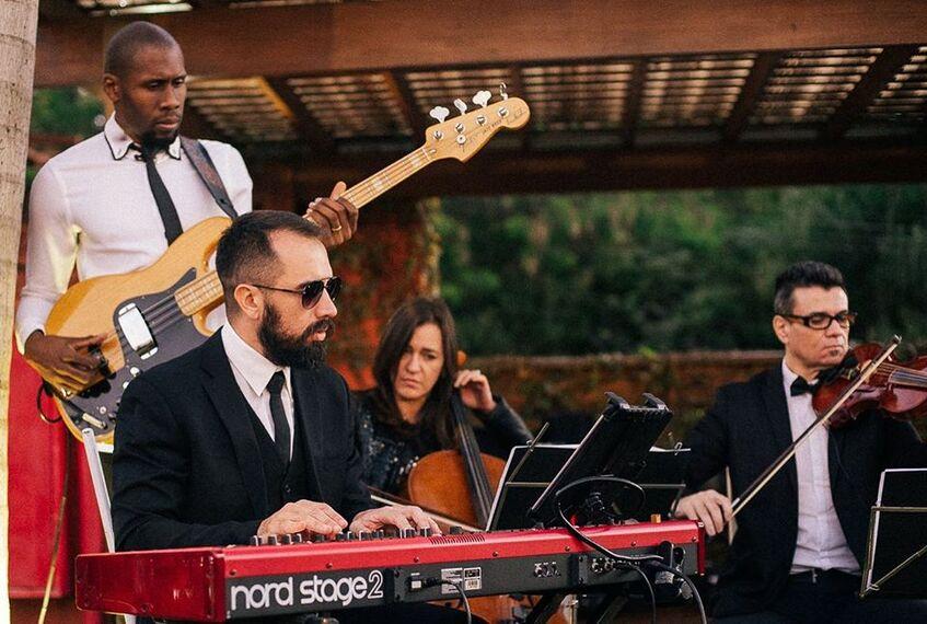 Denis Talasso - Produção Musical