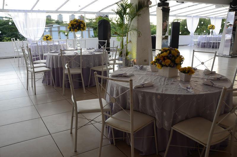 Clube Marapendi. Foto: Letícia Barros Eventos