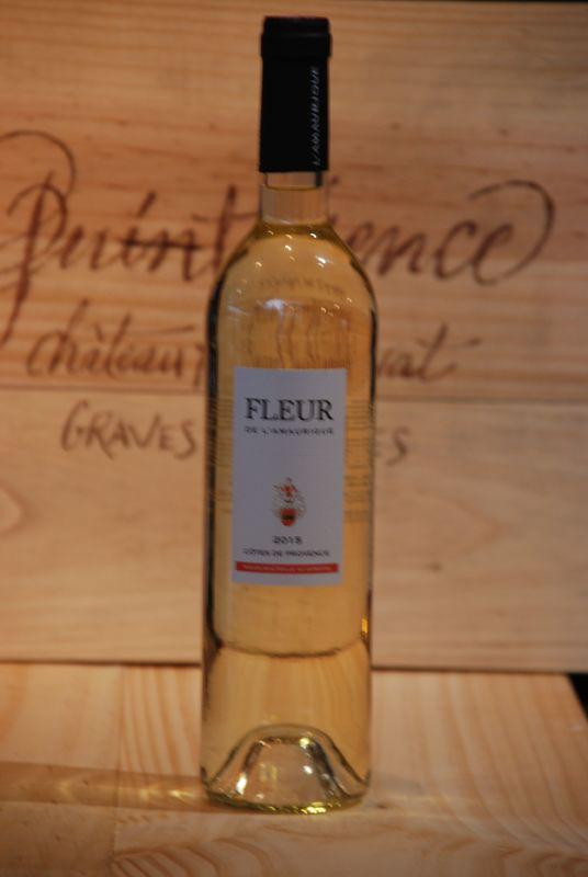 Provence blanc, Fleur de l'Amaurigue