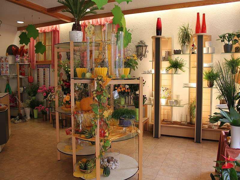 Beispiel: Geschäft, Foto: Blumen Hildebrand.