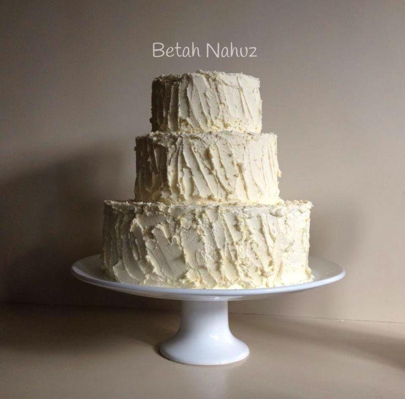 Vintage Cake, feito com uma exclusiva receita de buttercream! Tendência para casamentos 2015!
