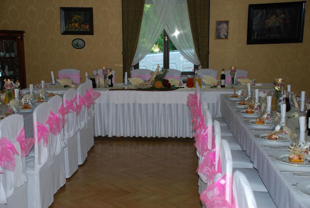 Restauracja Pałac w Leźnie