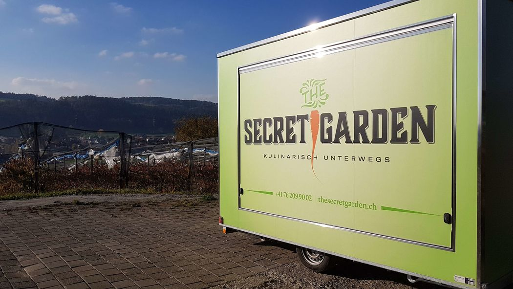 the secret Garden - kulinarisch unterwegs