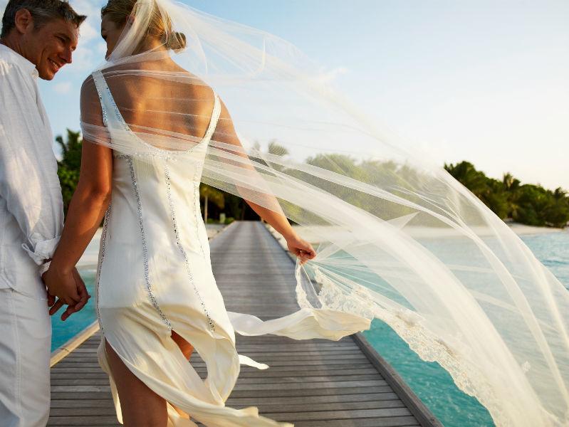 Flitterwochen im Indischen Ozean - LUX* Resorts