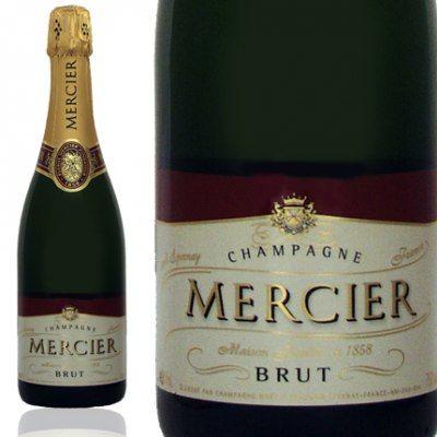 Champagne Mercier