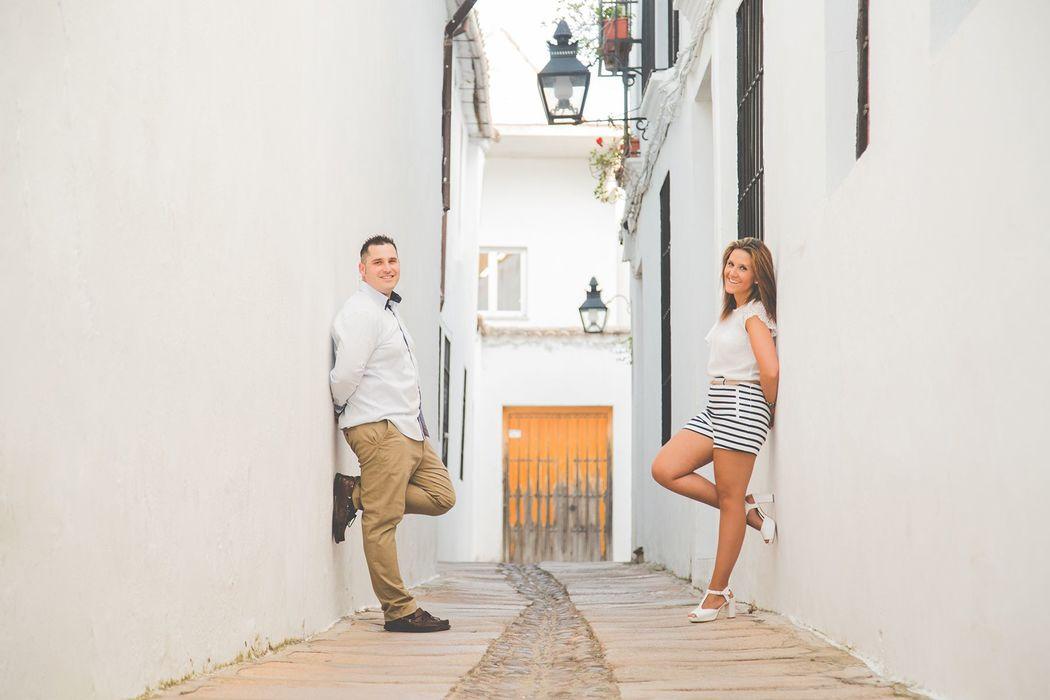 Preboda por la judería de Córdoba
