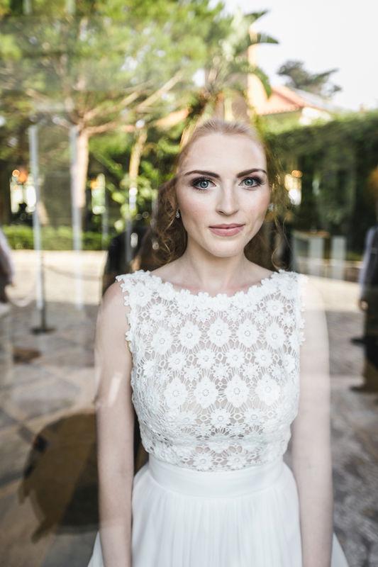 Makeup: Jordana Carraça Stylist and Makeup Artist Hairstylist: Dorota Santos