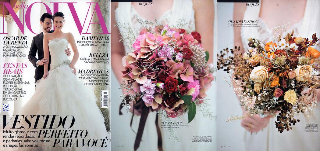 Revista Bella Noiva Jan 2015