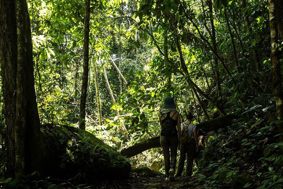 Chirapa Manta Ecolodge