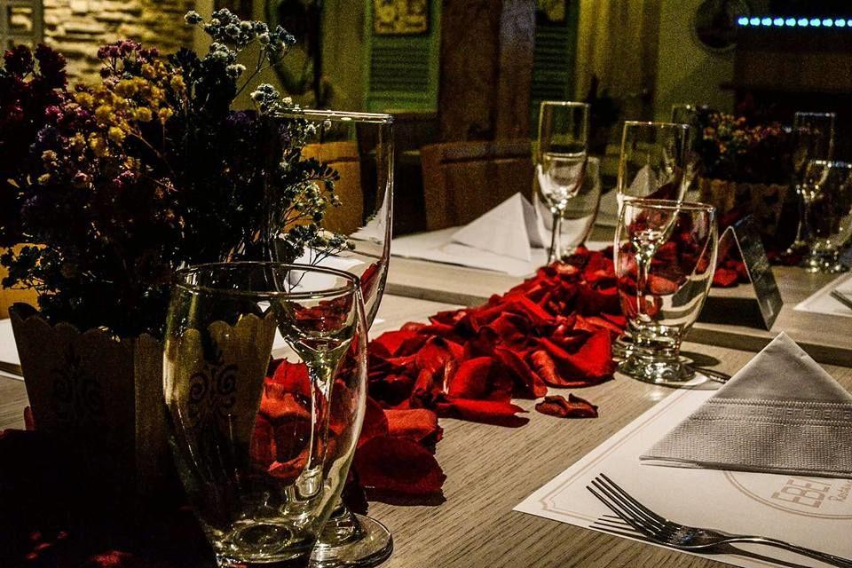 Restaurante LA ROCA By Eben Gadol