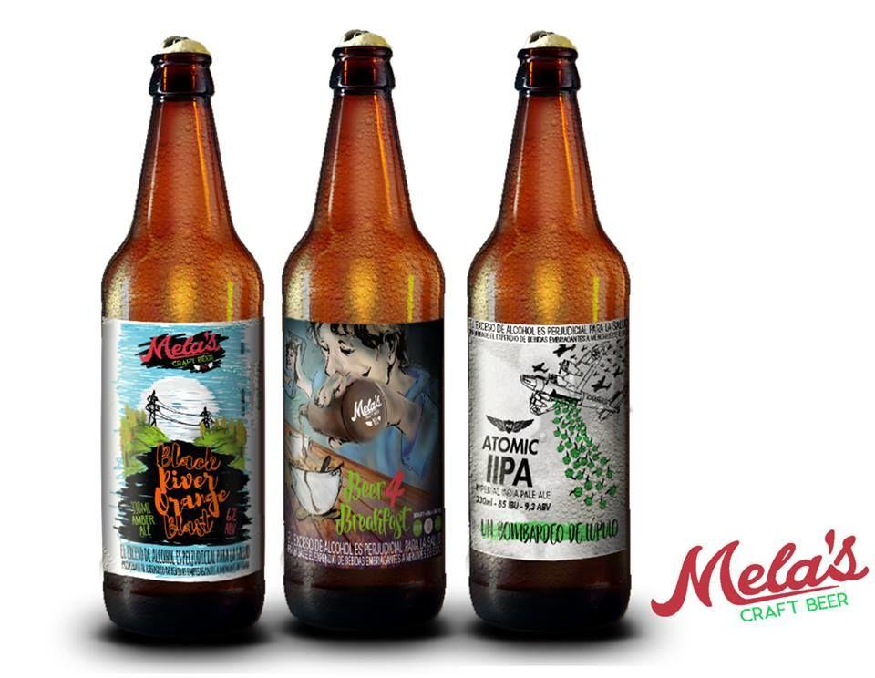 Mela's Craft Beer
