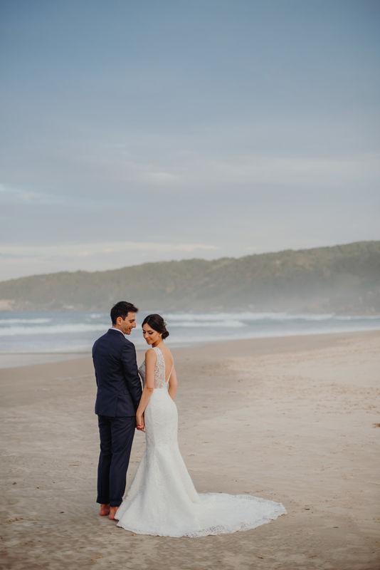 Amor e Praia Casamentos
