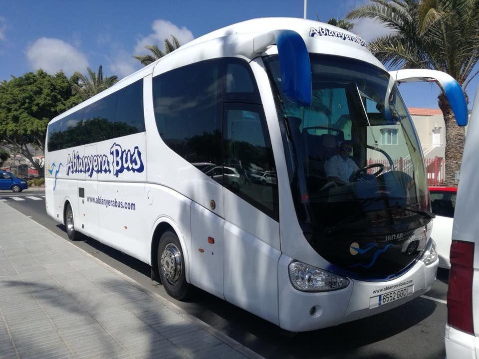 Abianyera Bus