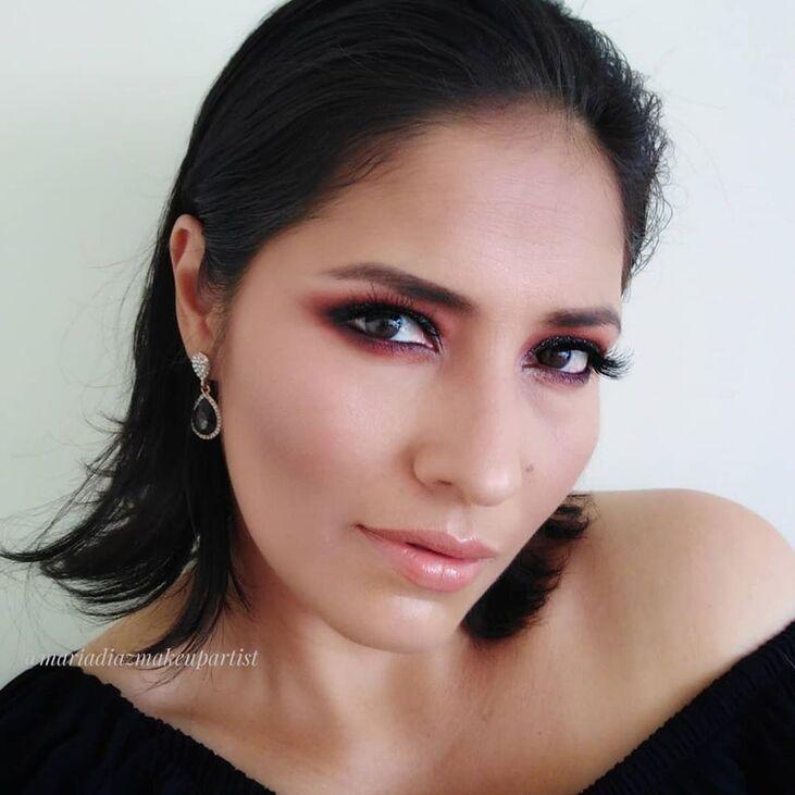 María Diaz Makeup Artist y Cosmiatra