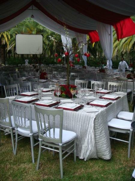 Banquete, montaje y decoración de boda en Guadalajara por La Cocina De Guille
